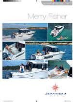 JEANNEAU Merry Fisher型錄 2016